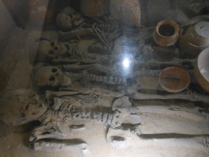4 females buried together