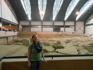 Me and the really really old dirt!
