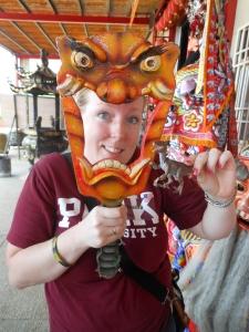Parade mask